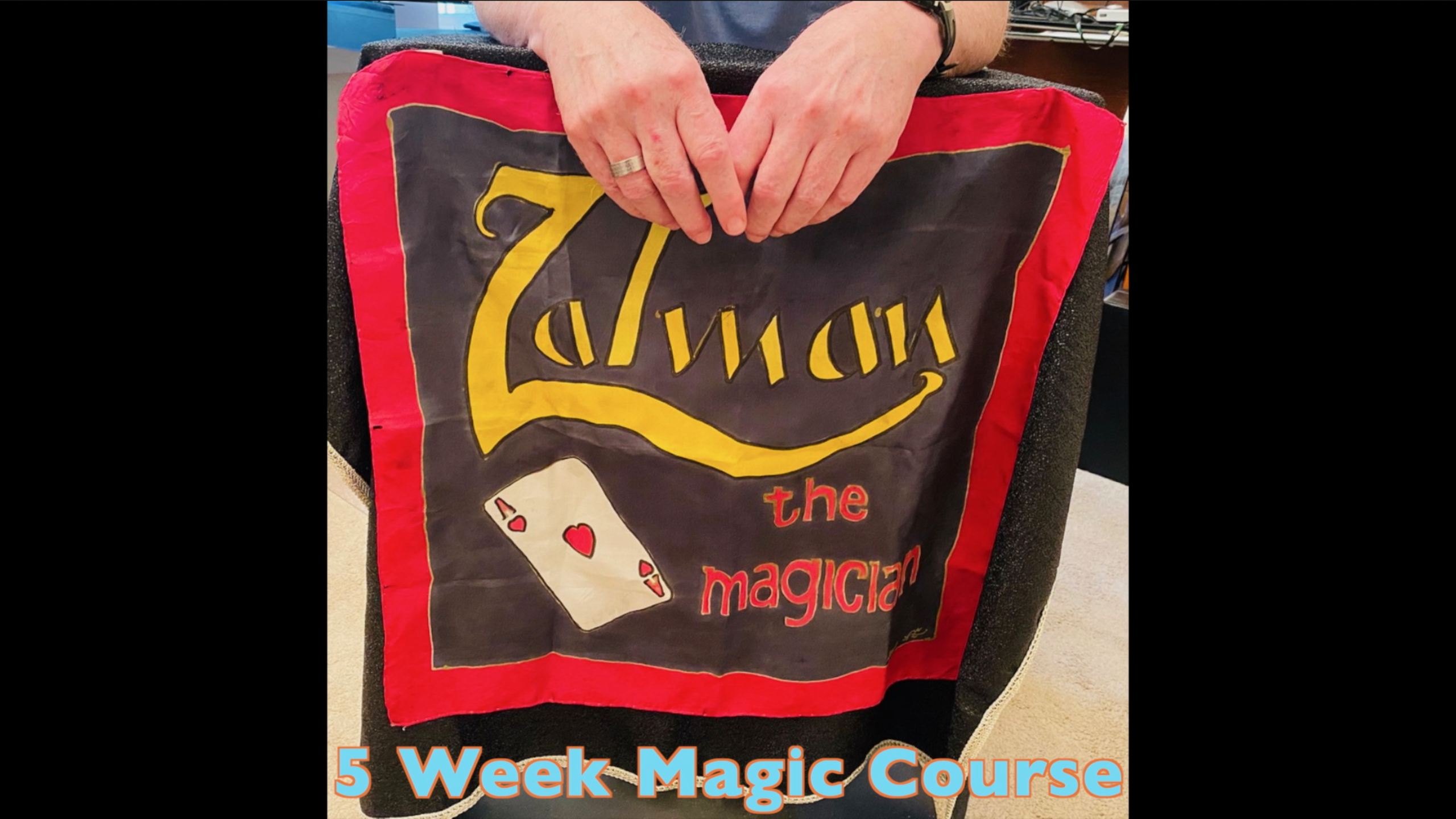 Zalman the Magician - 5 Week Magic Course